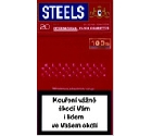 Steels Red 100